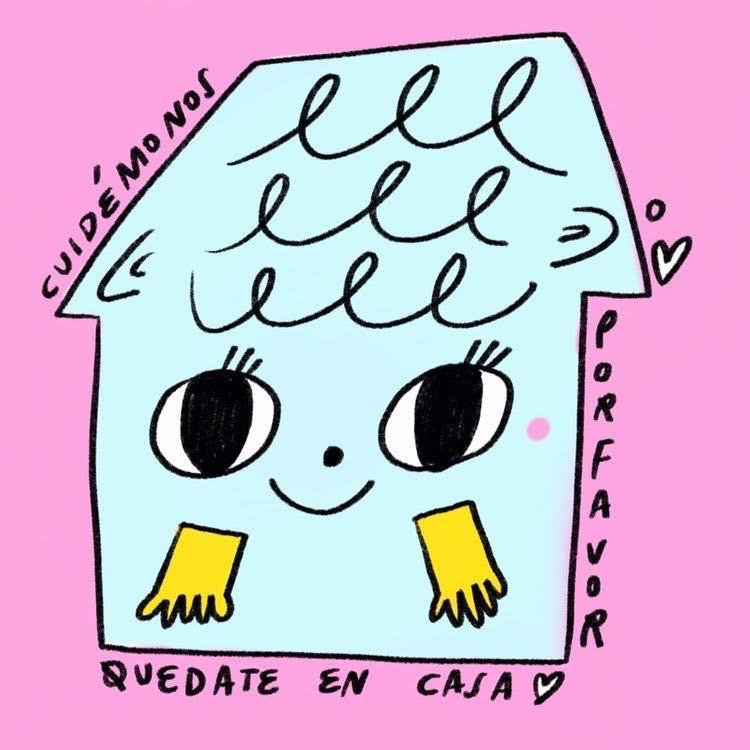HOLA CASITA